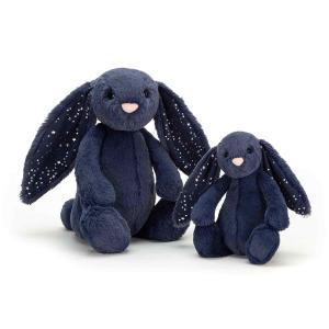 Jellycat - BAS3SD - Bashful Stardust Bunny Medium  - 31 cm (412928)