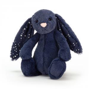 Jellycat - BASS6SD - Bashful Stardust Bunny Small  - 18 cm (412930)