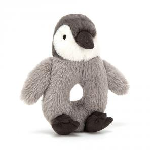 Jellycat - PER4PG - Hochet Pingouin Percy - 13cm (412940)