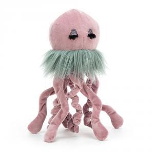Jellycat - CUR4JF - Curiosity Jellyfish  - 30 cm (412958)