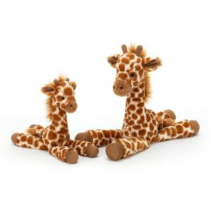 Jellycat - DIL6G - Peluche Girafe Dillydally Petit - 29 cm (412978)