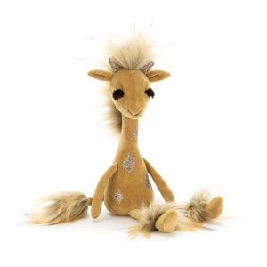 Jellycat - SWE2GG - Peluche Girafe Swellegant Gina  - 35 cm (413040)