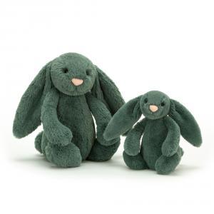 Jellycat - BAS3FB - Bashful Forest Bunny Medium - 31  cm (413086)