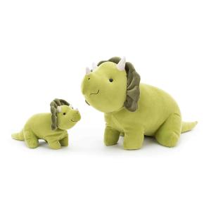 Jellycat - MM4TS - Mellow Mallow Triceratops Small  - 18 cm (413106)