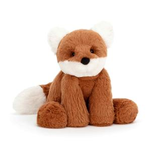 Jellycat - SMG2F - Smudge Fox Medium  - 34 cm (413118)