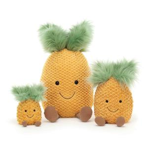 Jellycat - A6P - Amuseable Pineapple Small  - 16 cm (413146)