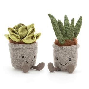 Jellycat - SS6A - Silly Succulent Aloe  - 20 cm (413152)
