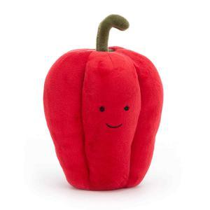 Jellycat - VV6P - Vivacious Vegetable Pepper  - 12 cm (413164)