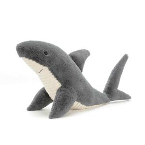 Jellycat - SS3S - Peluche Requin Ombre Animal Marin  - 22 cm (413192)