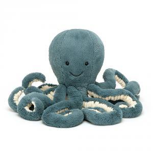 Jellycat - ST2OC - Storm Octopus Medium  - 49 cm (413200)