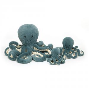 Jellycat - STB4OC - Storm Octopus Baby  - 14 cm (413204)