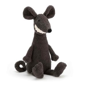 Jellycat - TO3R - Peluche Rat à  Pleines Dents - 36 cm (413212)