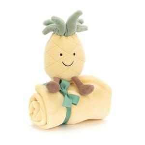 Jellycat - AS4P - Amuseable Pineapple Soother -44 cm (413232)