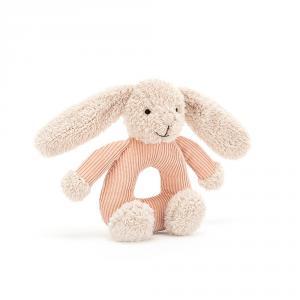 Jellycat - JUM4BG - Jumble Bunny Grabber - 13 cm (413292)