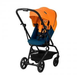 Cybex - 519003473 - Poussette EEZY S TWIST+ Tropical Blue (413396)