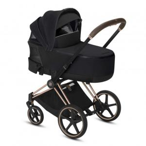 Cybex - 519004099 - Nacelle PRIAM Plus Stardust Black-noir (413422)