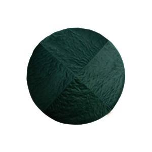 Nobodinoz - N112817 - Tapis rond Kilimanjaro Jungle green (413476)