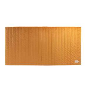 Nobodinoz - N112527 - Matelas de sol Zanzibar Farniente yellow (413482)