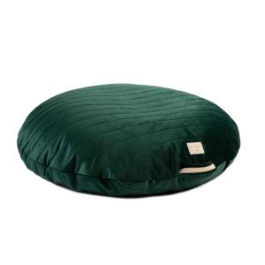 Nobodinoz - N112428 - Coussin de sol Sahara JUNGLE GREEN (413506)