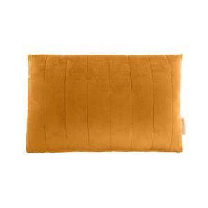 Nobodinoz - N112718 - Coussin velours Akamba Farniente yellow (413542)