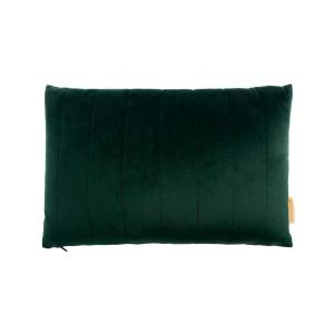 Nobodinoz - N112749 - Coussin velours Akamba Jungle green (413546)