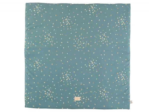 Tapis de jeu colorado gold confetti magic green