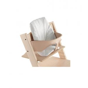 Stokke - 553202 - Tripp Trapp® Coussin Baby 2 Sweet Hearts (Coton biologique) (413774)