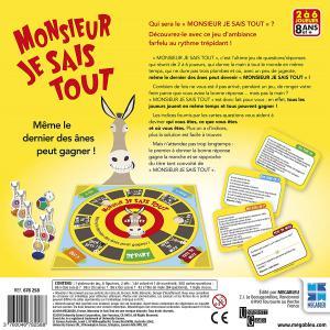 Megableu editions - 678258 - M. Je sais tout (414046)