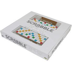 Megableu editions - 855066 - Scrabble plateau en verre luxe (414076)