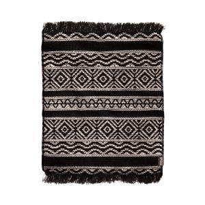 Maileg - 11-9402-00 - Miniature rug, 24 x 18 cm.  - Black - Taille : 24 cm (414414)