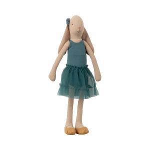 Maileg - 16-9304-00 - Bunny size 3, Ballerina - Petrol - Taille 42 cm - de 0 à 36 mois (414682)
