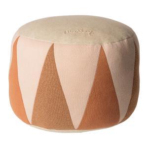 Maileg - 19-9501-00 - Puff, Medium drum - Rose - Taille : 24 cm (414782)