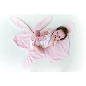Dimpel - 885664 - Emma lapin couverture de calin 72 cm (415114)