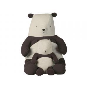 Maileg - BU033 - Set de poupées panda grand 54 cm et moyen 31 cm (415572)
