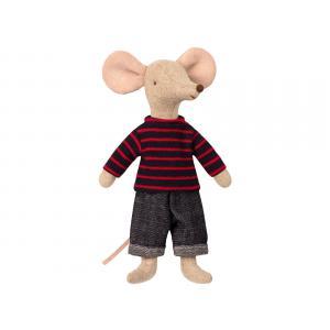 Maileg - BU036 - Set de poupées souris papa avec vetements de nuit (415578)