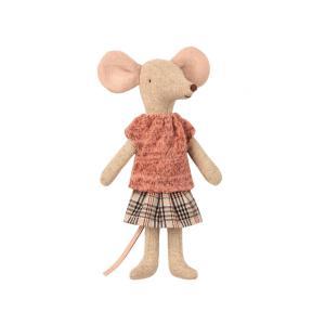 Maileg - BU037 - Set de poupées souris maman avec vetements de nuit (415580)