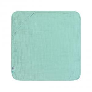 Lassig - 1312020503 - Cape de bain en mousseline menthe 0-24 mois (415662)
