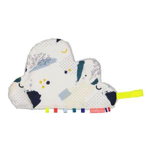 Mellipou - DOU-FR - Doudou attache-sucette FREDDY (415996)