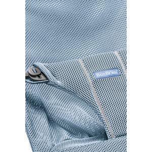 Babybjorn - 012020 - Housse pour Transat, Bliss, Bleu ardoise, Mesh (416044)