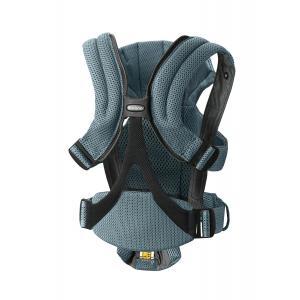 Babybjorn - 099038 - Porte-bébé Move, Vert sauge, Mesh 3D (416058)
