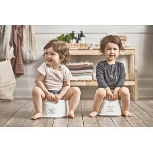 Babybjorn - 051221 - Pot Smart, Blanc/Gris (416064)