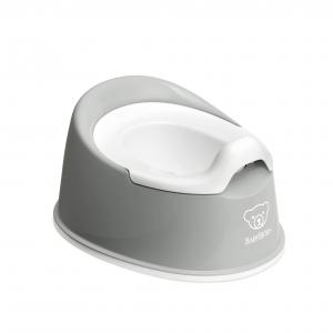 Babybjorn - 051225 - Pot Smart, Gris/Blanc (416066)