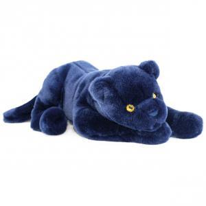 Histoire d'ours - HO2959 - Peluche panthere bleu nuit - taille 40 cm (416184)