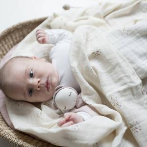 Fabelab - 1901854103 - Cuddle - Doll - Mauve (416228)
