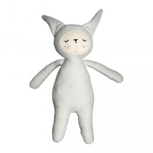 Fabelab - 1005603101 - Buddy Bunny - Light Grey 28 cm (416364)