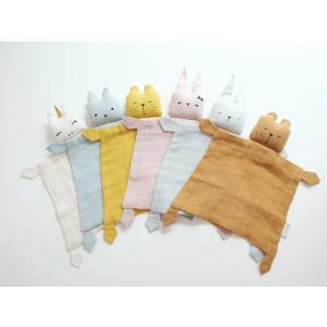 Fabelab - 2801803103 - Animal Cuddle Bunny- mauve 34x26 cm (416406)