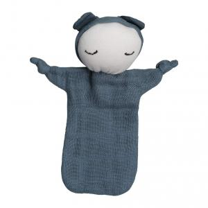 Fabelab - 1901854126 - Cuddle - Doll - Blue Spruce 10 x 12.5 cm (416446)