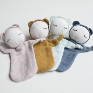 Fabelab - 1901854126 - Cuddle - Doll - Blue Spruce (416446)