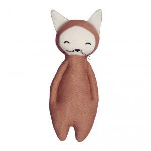 Fabelab - 1905705127 - Rattle Soft - Fox (416530)