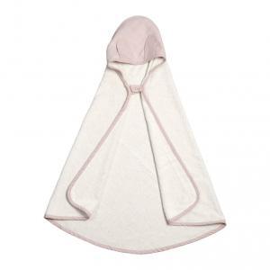 Fabelab - 1900800003 - Towel - Baby - Mauve  85 x 85cm (416560)